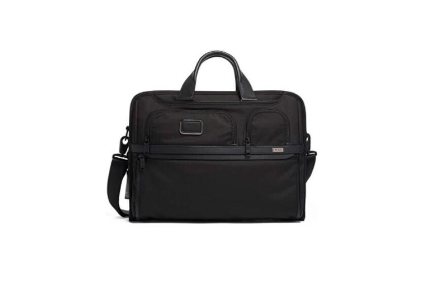 best Tumi Unisex Alpha 3 Briefcase