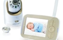 "Infant Optics DXR-8 Pan/Tilt/Zoom 3.5"" Video Baby Monitor"
