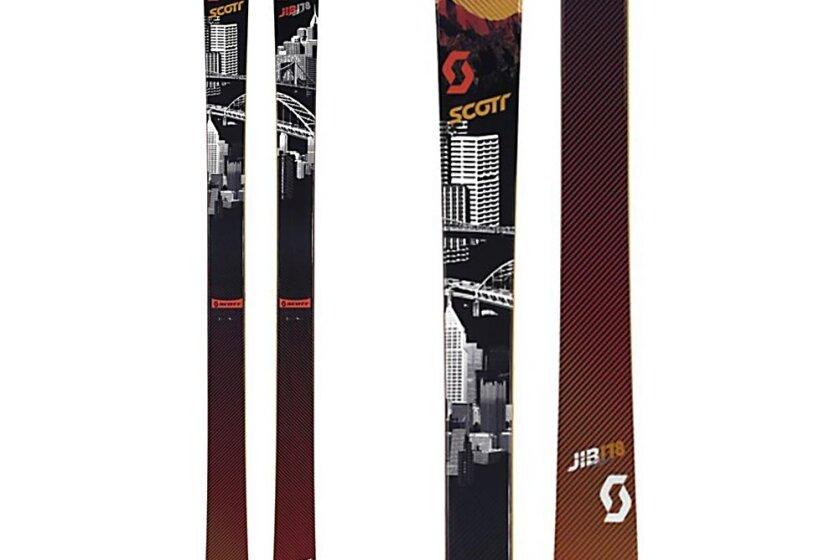 斯科特吊臂TW滑雪