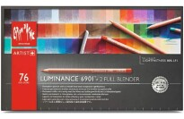 best Caran D'Ache Luminance Colored Art Pencil
