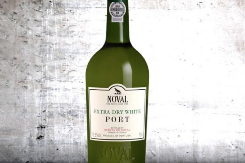 Quinta Do Noval Extra Dry White Port