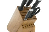 Zwilling J.A. Henckels Four Star II 6-Piece Knife Block Set