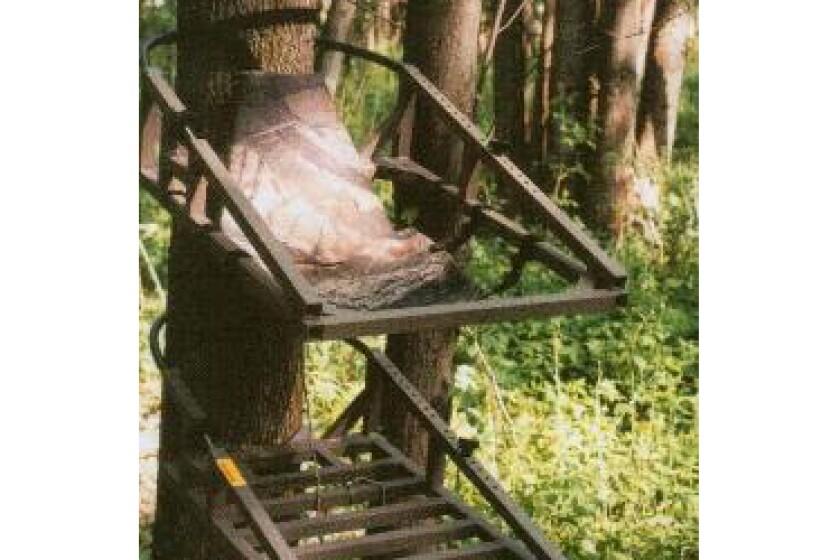 TimberTall Tree Stand Brute Lite