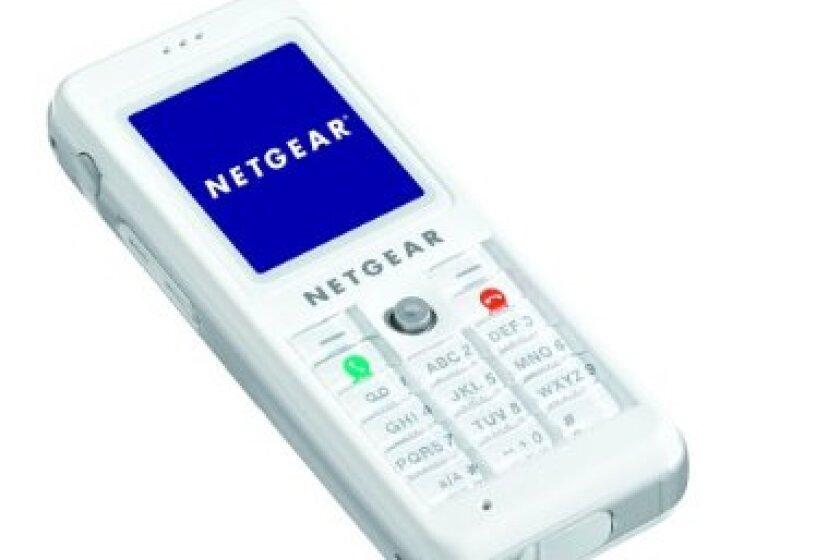 Netgear SPH101 Skype Wi-Fi Phone
