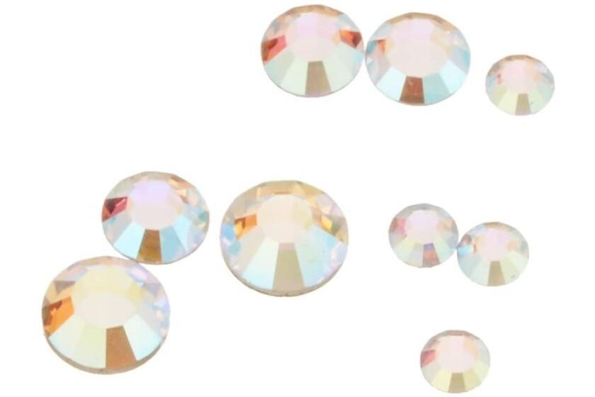 best Erikonail Swarovski Crystal Jewelry Nail Art