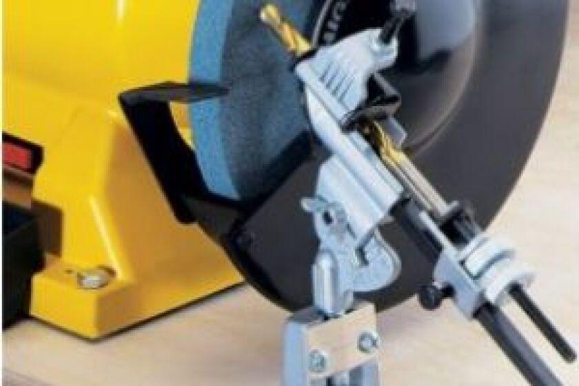 Grizzly G1081 Drill Bit Sharpener