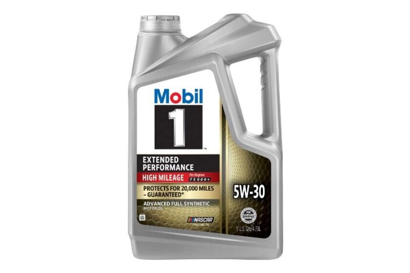 best high mileage oil