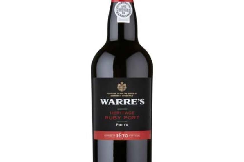 Warre's Ruby Port