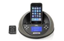 JBL On Time Micro Speaker System Alarm Clock Dock