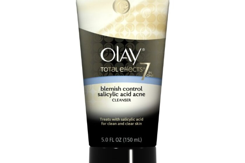 Olay Total Effects Blemish Control Salicylic Acid Acne Cleanser