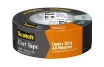 3M 2245 Scotch Heavy Duty All-Weather Duct Tape, 1.88-Inch x 45-Yard,
