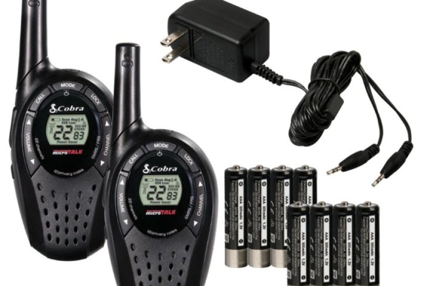 Cobra CXT235 MicroTalk 20 Mile Radio