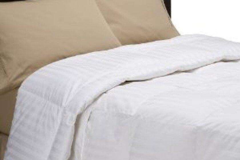 Fieldcrest Luxury Goose Down Comforter