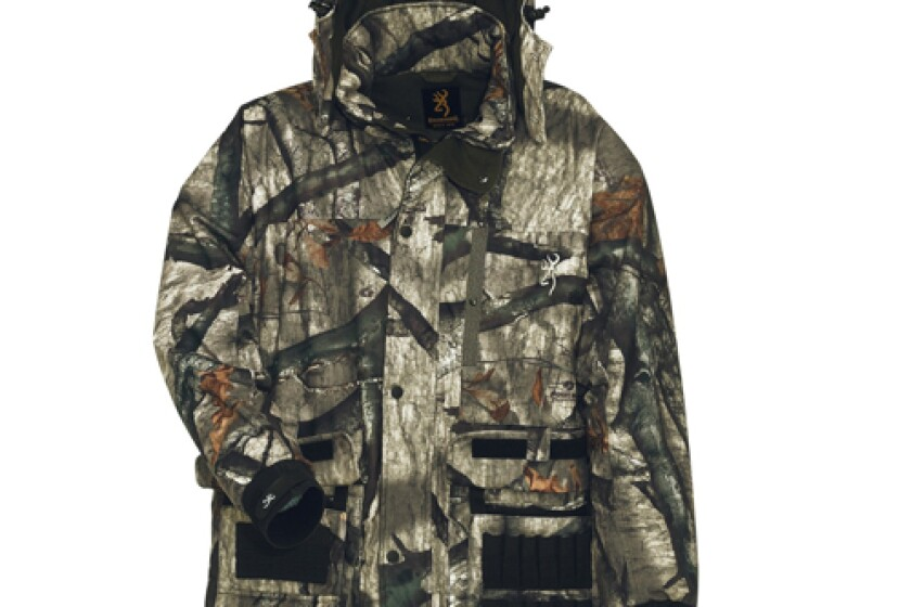 Browning XPO Big Game Pre-Vent Parka