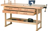 Windsor Design 93454 Hardwood Workbench