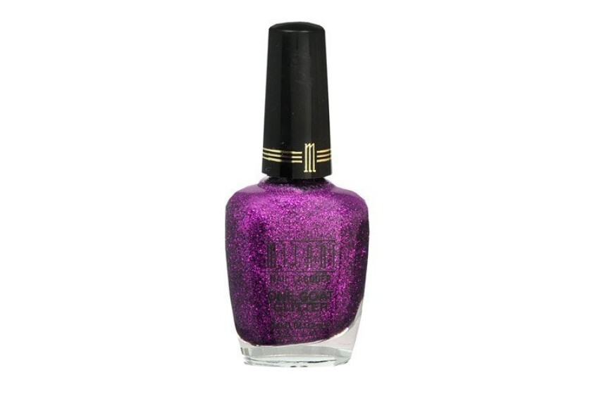 best Milani One Coat Glitter Collection