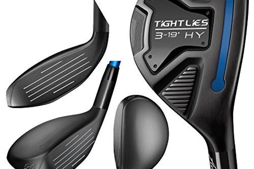 Adams Golf Tight Lies Hybrid Clubs