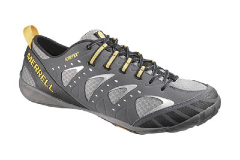 Merrell Men's Barefoot Train Embark Glove Gore-Tex Shoe