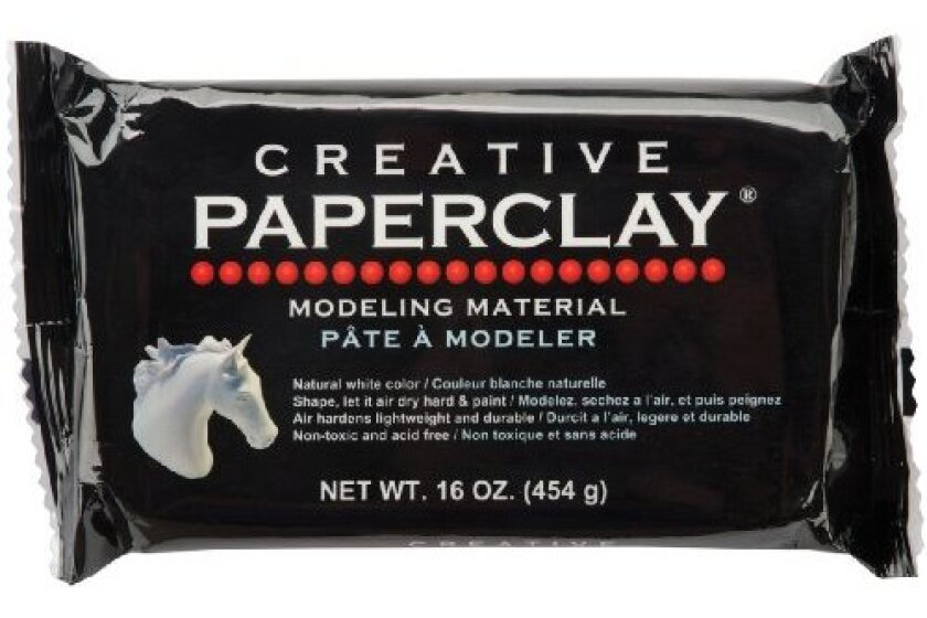 Creative Paperclay for Modeling Compound