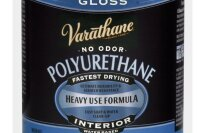 Rust-Oleum Varathane 200061H 1/2-Pint Interior Crystal Clear Water-Based Polyurethane