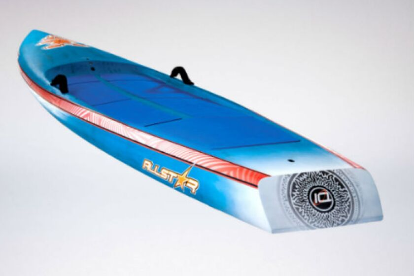 2015 14'All Star Racing Stand Up Paddle Board