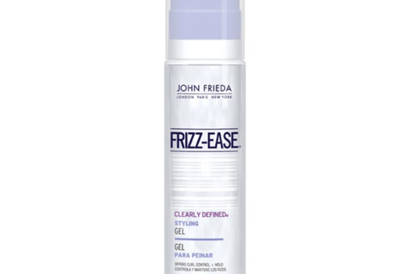 Frizz Ease Clearly Defined Style Holding Gel by John Frieda