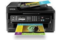 best Epson WorkForce WF-2540 Wireless All-in-One Color Inkjet Printer, Copier, Scanner ADF, Fax
