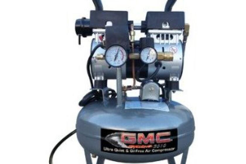 GMC Syclone 3010 Ultra Quiet & Oil-Free Air Compressor