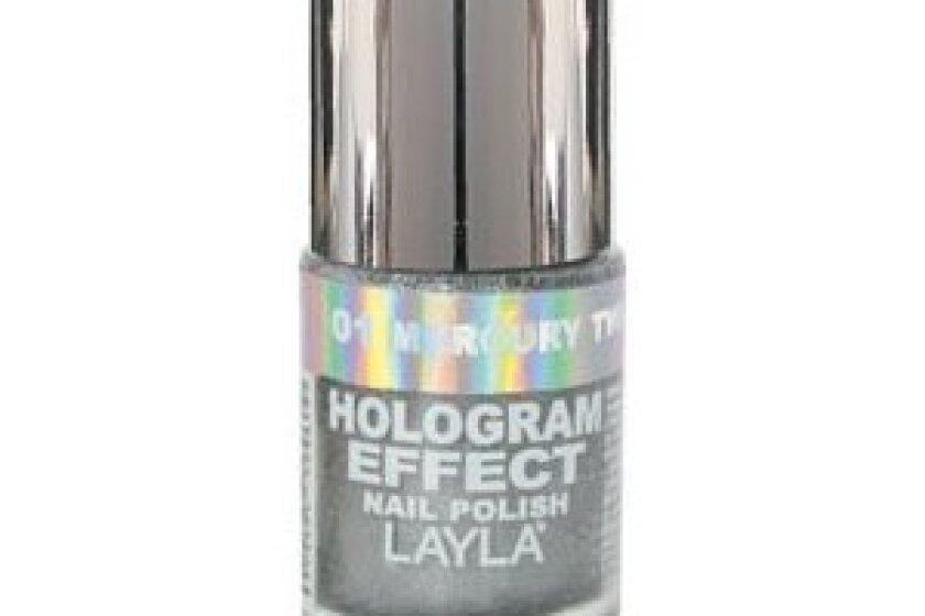 Layla Hologram Effect Nail Polish