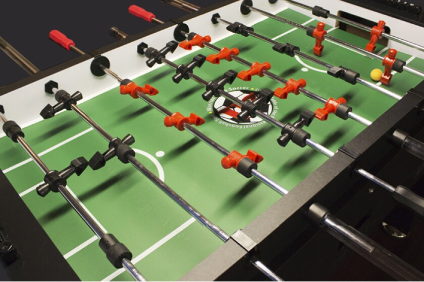 best classic foosball table
