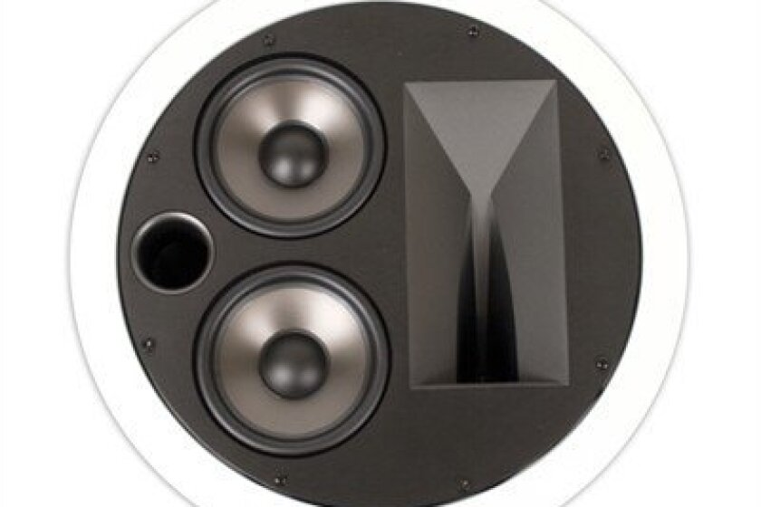 Klipsch THX Ultra2 Certified In-Ceiling LCR Loudspeaker (KL7502)