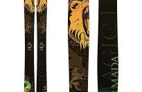 舰队魔术Ĵ滑雪板2013