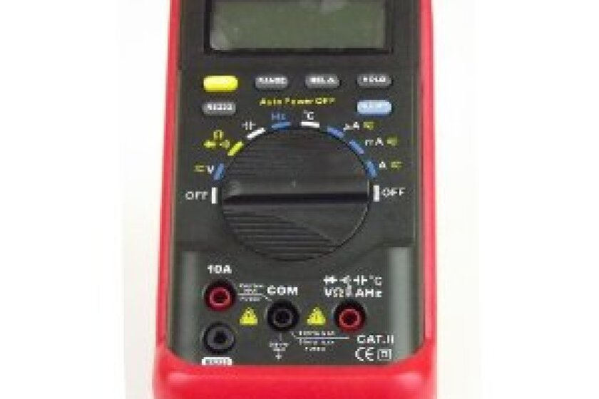 TekPower TP4000ZC PC based RS232-Interaced Auto Ranging Digital Multimeter