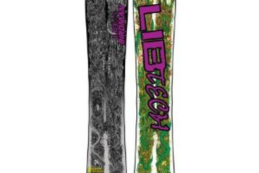 Lib Technologies Birdman Btx Snowboard