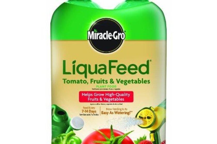 Miracle-Gro LiquaFeed Plant Food