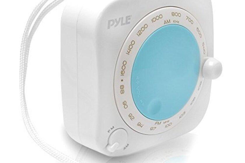 Sangean H202 AM/FM Shower Radio with Bluetooth