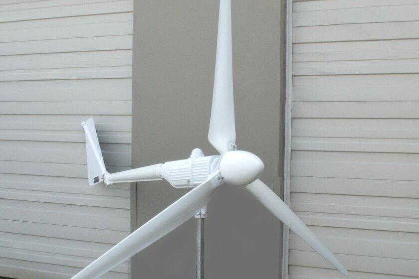 Aleko WG3KW, 3000 Watt Residential Wind Generator Kit