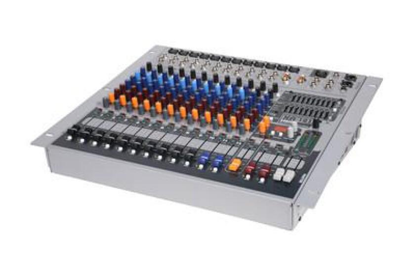 Peavey XR 1212 Powered Mixer (12-Ch Powered Mixer w/FX)