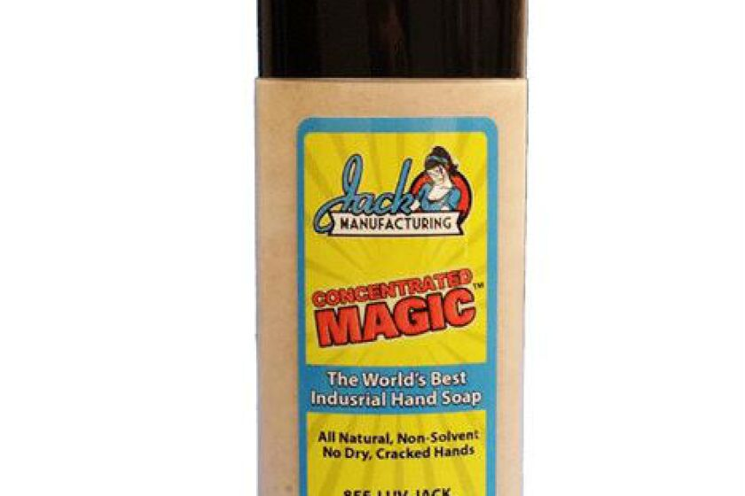 Jack Manufacturing Magic Hand Cleaner