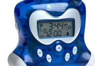 Oregon Scientific RM313PA Exactset Fixed Projection Alarm Clock