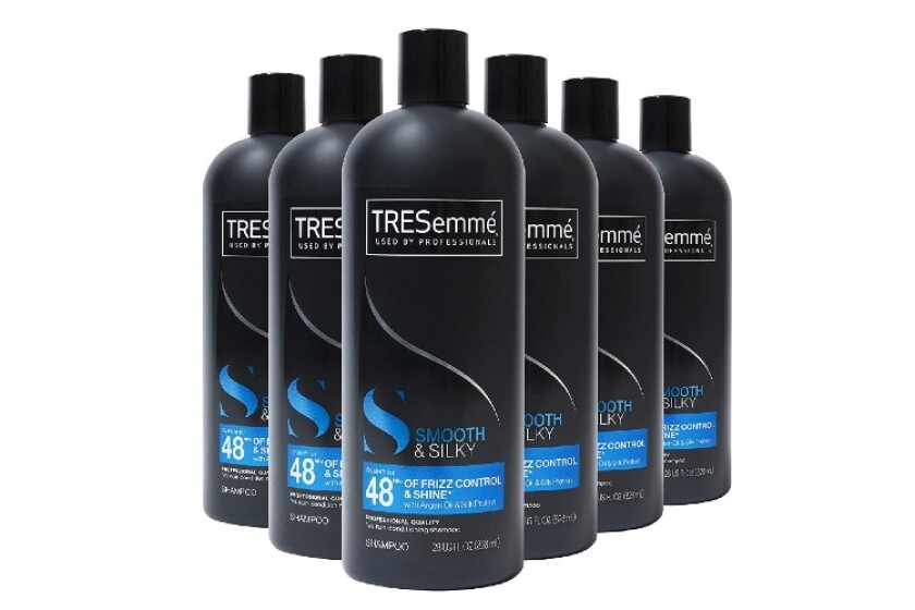 Tresemme Smooth & Silky Shampoo