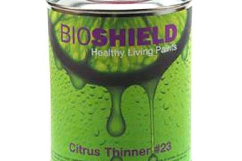 BioShield Citrus Thinner
