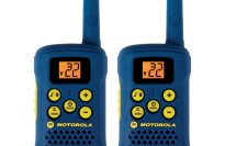 Motorola MG160A 16-Mile Range 22-Channel FRS/GMRS Two-Way Radio
