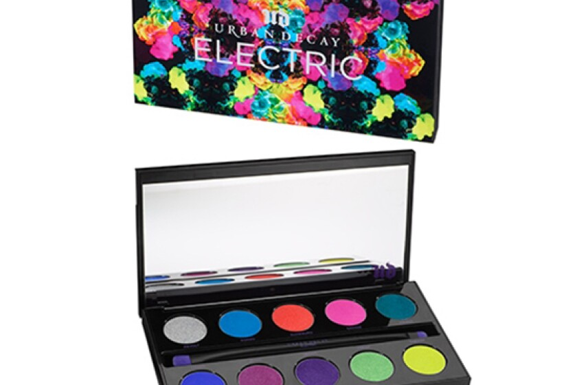 Urban Decay Electric Pressed Pigment Palette