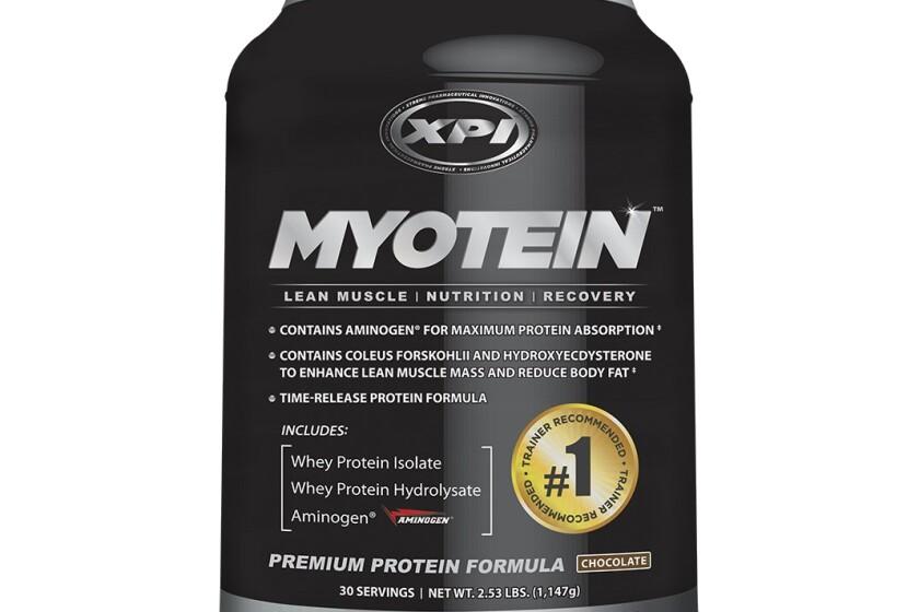 Myotein Chocolate Whey Protein Powder