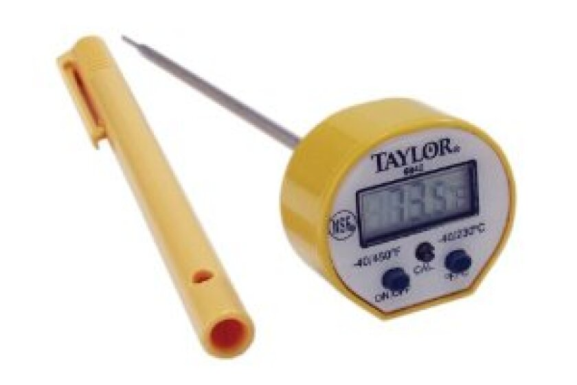 Taylor Pocket Commercial Digital Meat Thermometer