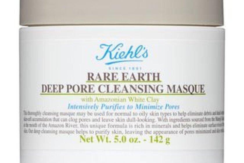 Kiehls Rare Earth Pore Cleansing Masque