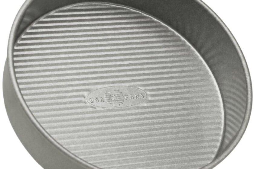 USA Pans Aluminized Steel Round Layer Cake Pan
