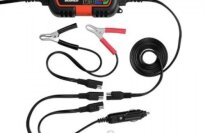 Black and Decker Bm3b, 6v and 12v Battery Charger/Maintainer