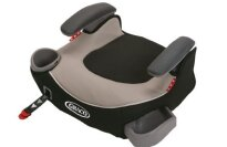 Graco Affix Backless Youth Booster Seat with Latch System